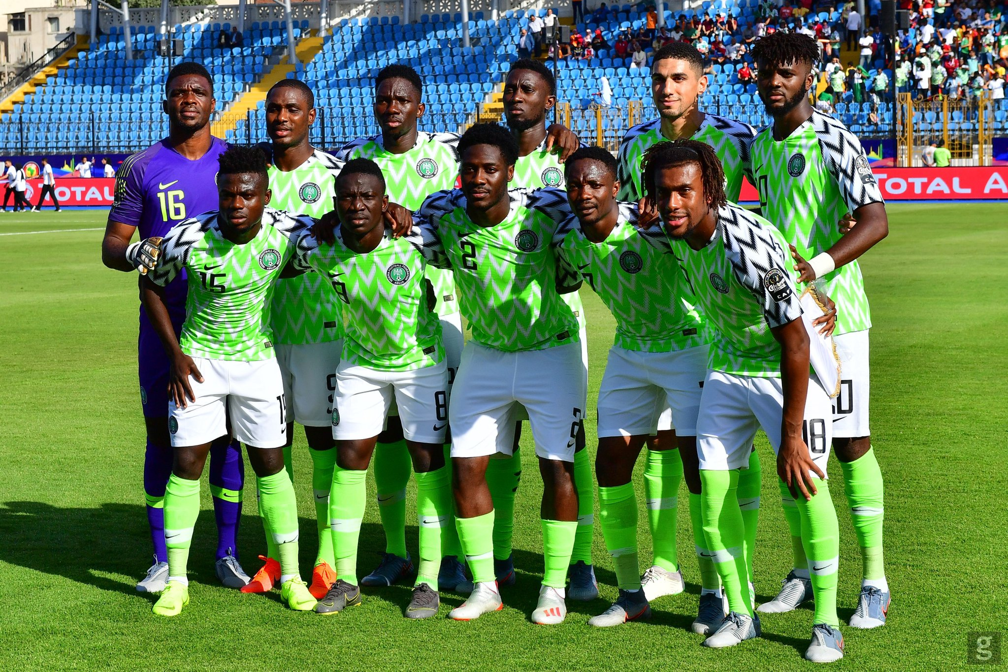 Garba Lawal: Rohr Must Feature Strongest Team In Eagles' Games
