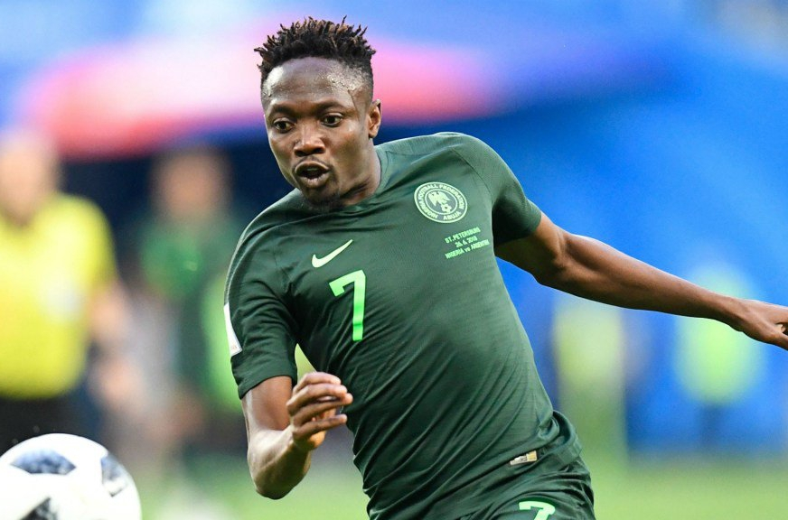 Musa: Super Eagles Will Beat Lesotho In Maseru, Retain Top Spot in Group L