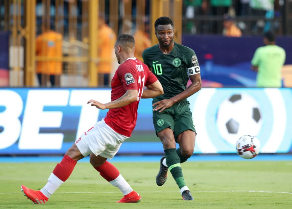 Mikel Injured,  Set To Miss Eagles' Second Round Tie