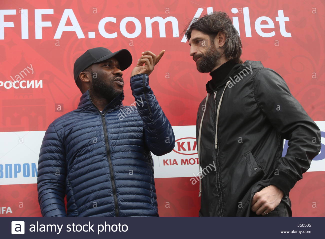 Okocha Appears In UK Court Over Money Laundering  Charges