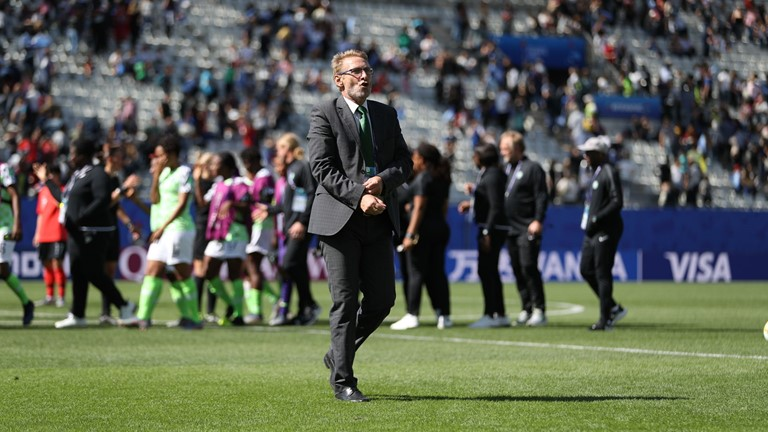 Dennerby Hails Super Falcons For Impressive Showing Vs Korea Republic