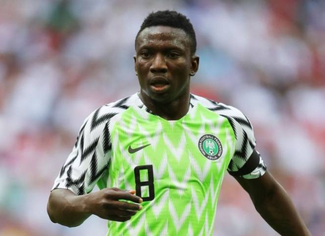 Etebo: All Eyes On Eagles At AFCON 2019, We Can't afford To Fail