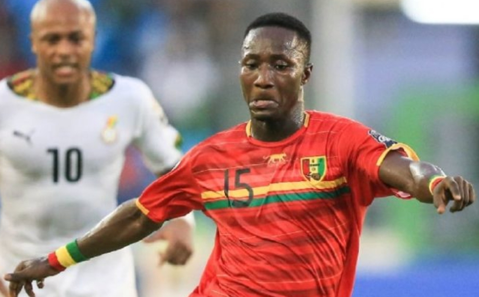 AFCON 2019: Keita Arrives Guinea Camp In Morocco, Eager To Play Vs Madagascar, Nigeria  Burundi