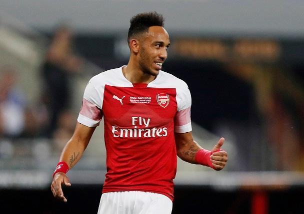 Aubameyang In Shock Arsenal Exit Links