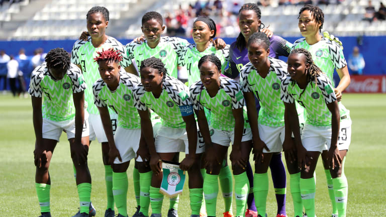 Dennerby: Super Falcons Have Chance Against France, Will Fight With Self-Belief