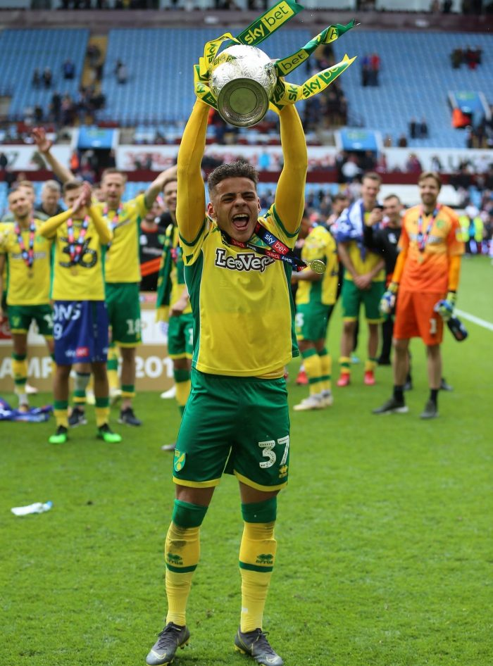 Norwich To Resist Aarons Offers
