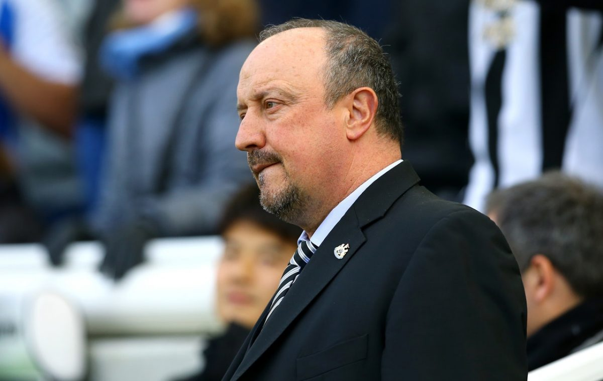 Chinese Interest Complicates Benitez' Future