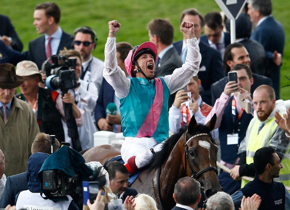 Dettori Shines Again To Win Commonwealth Crown