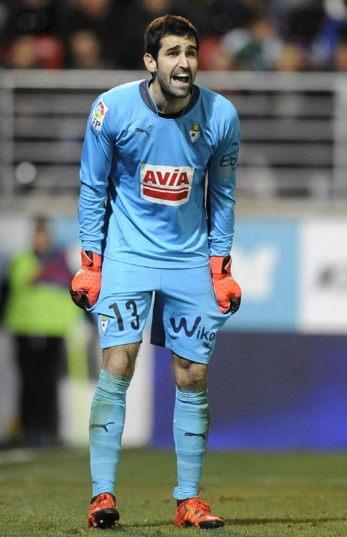 Eibar Stopper Emerges As City Target