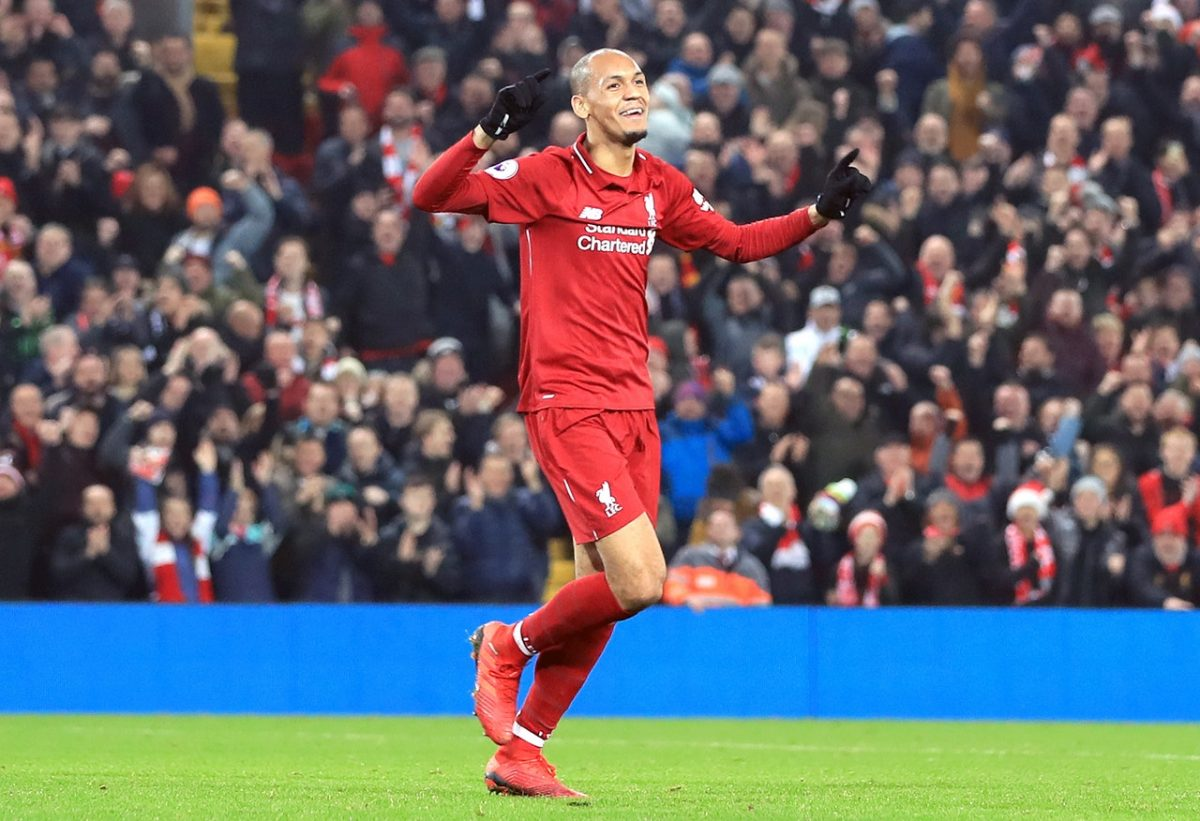 Fabinho Happy With Debut Campaign