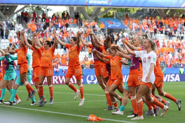 FIFA WWC Q-Final Preview: England, USA, Germany And Netherlands To Make It To Semis