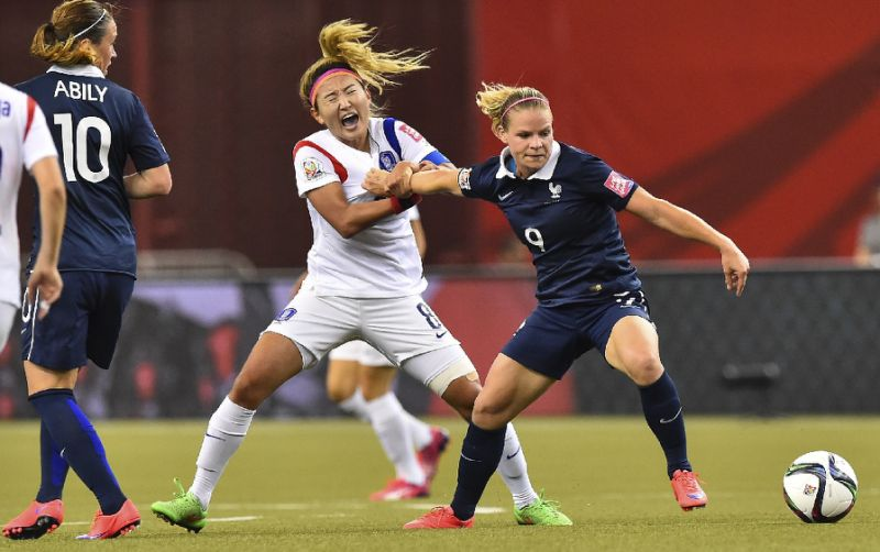FIFA Women's World Cup Preview: France Takes On South Korea In Opening Match