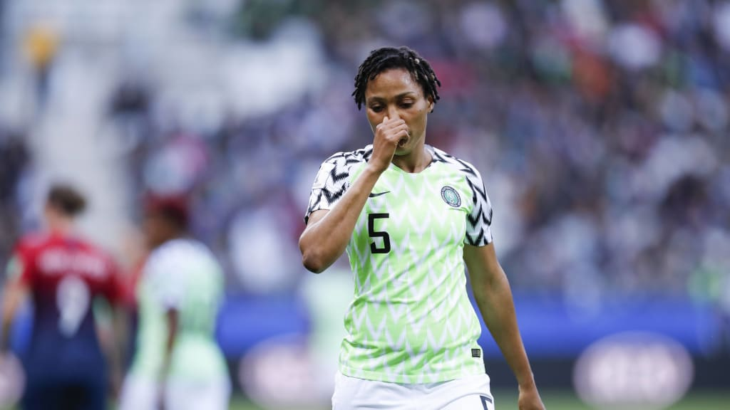 Ebi: Super Falcons Must Step Up Against South Korea
