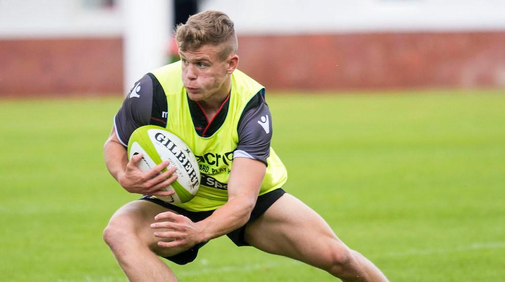Graham Aiming For Lions Tour
