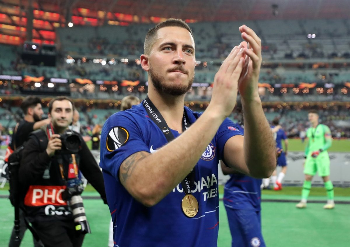 Hazard Secures 'Dream' Move