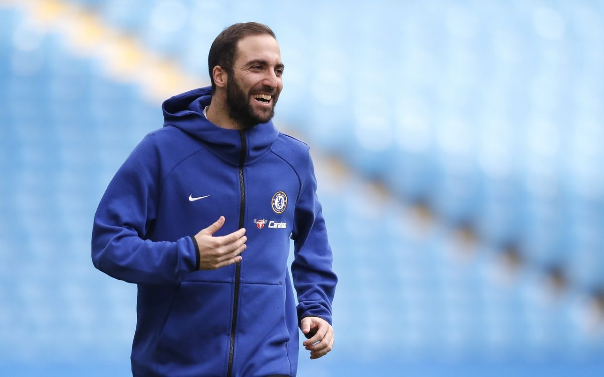 Higuain Agent Expecting Juve Return