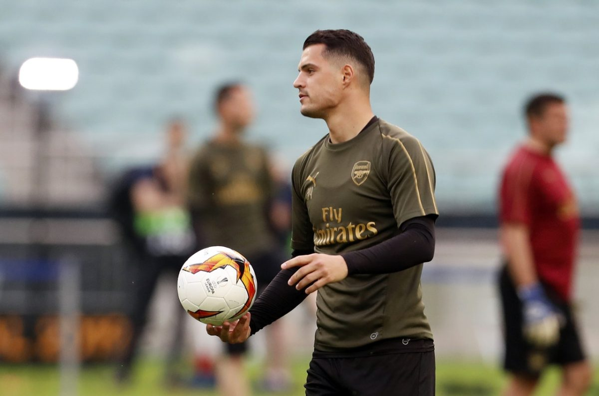 Inter Linked With Gunners Star
