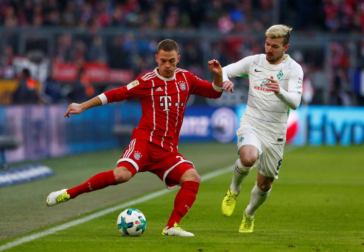 Kimmich Hopes For Sane Deal