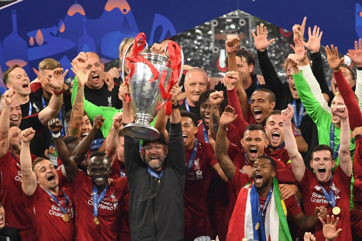 Klopp In Line For New Reds Deal