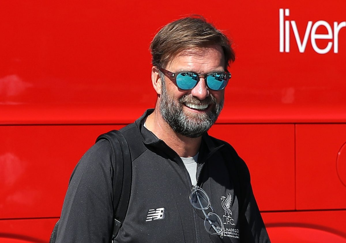 Klopp Rules Out Bayern Switch