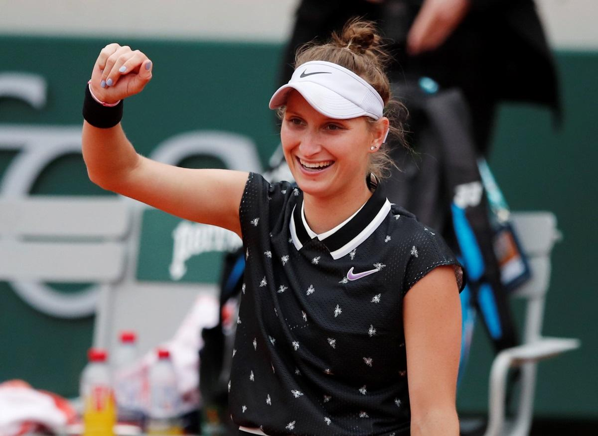 Konta Out Of French Open