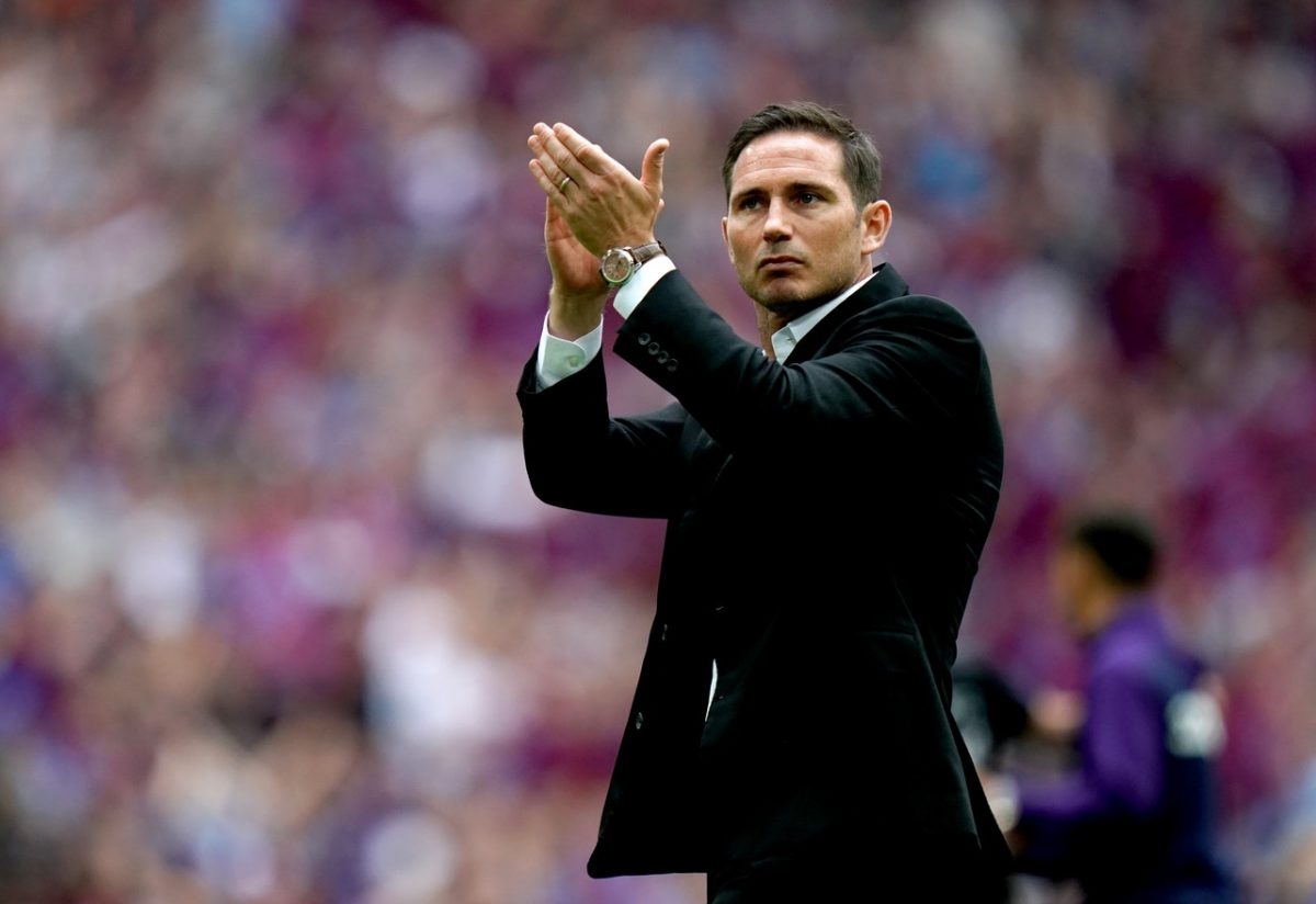 Lampard Chelsea Appointment Imminent