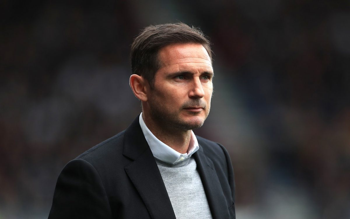 Lampard Closes On Chelsea Switch