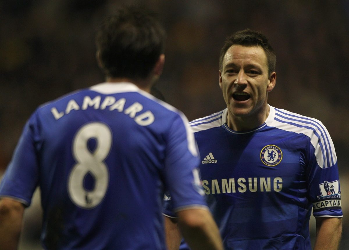 Lampard Perfect For Chelsea Says Terry