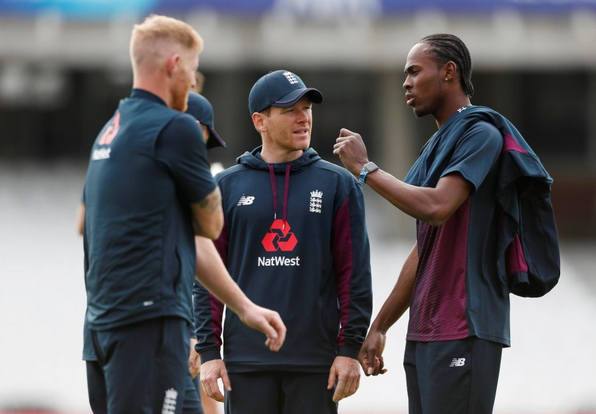 Morgan Rues Poor England Fielding