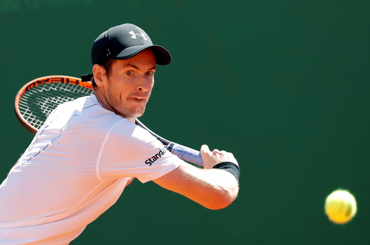 Murray Learns Doubles Fate