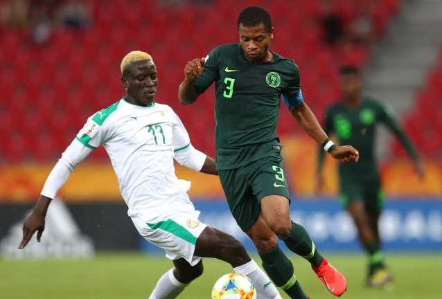 AVERAGE: How Flying Eagles Rated In Defeat To Senegal