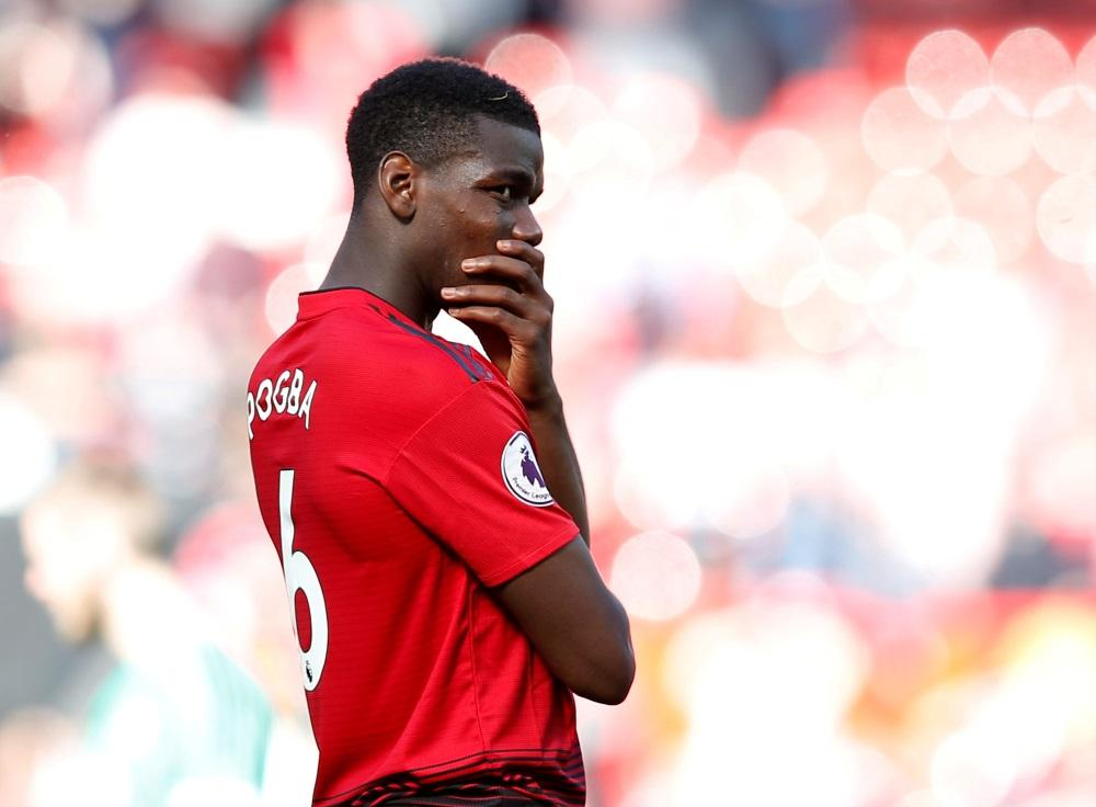 Pogba Urged To Stay With United