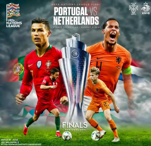 Uefa Nations League Final Portugal To Face Netherlands For The Title