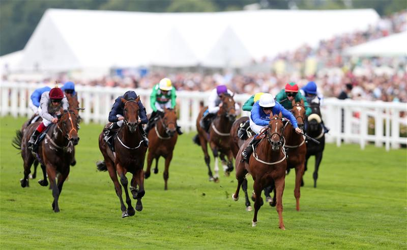 Romanised Set For Royal Ascot Test