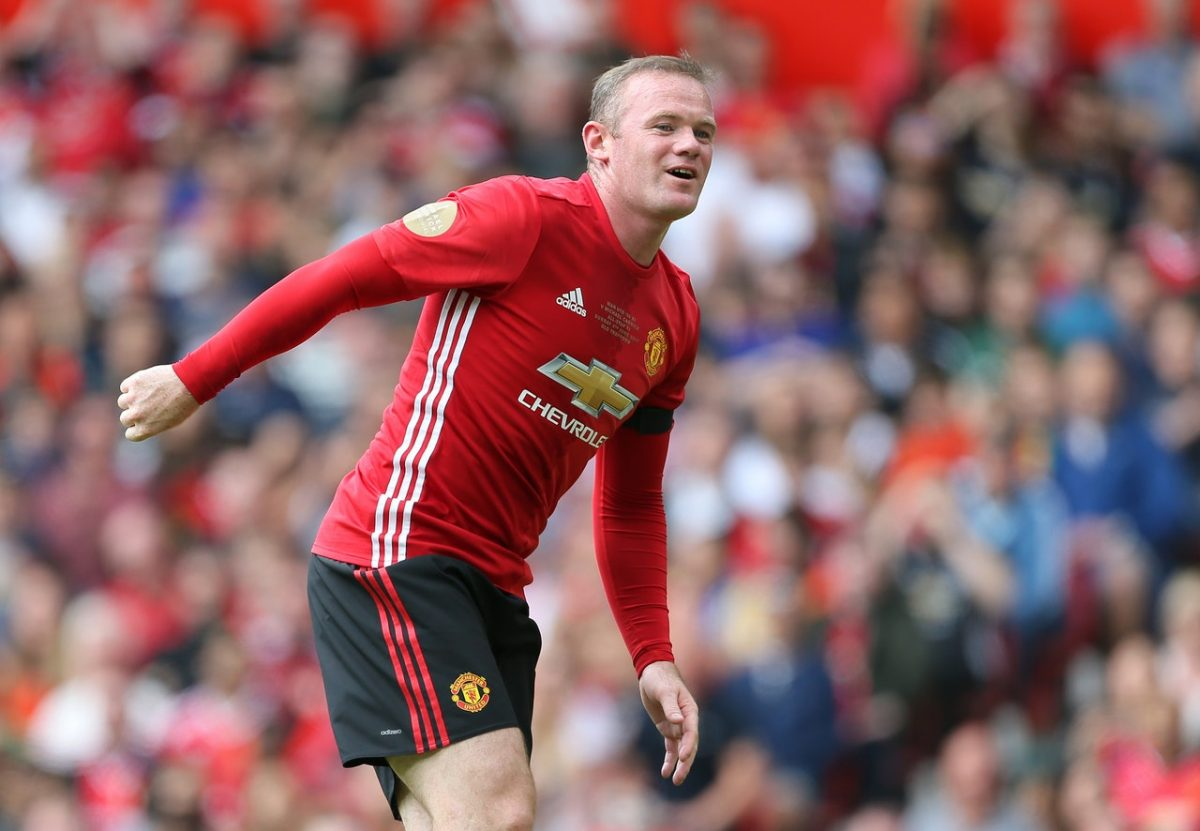 Rooney Makes Reds Transfer Plea