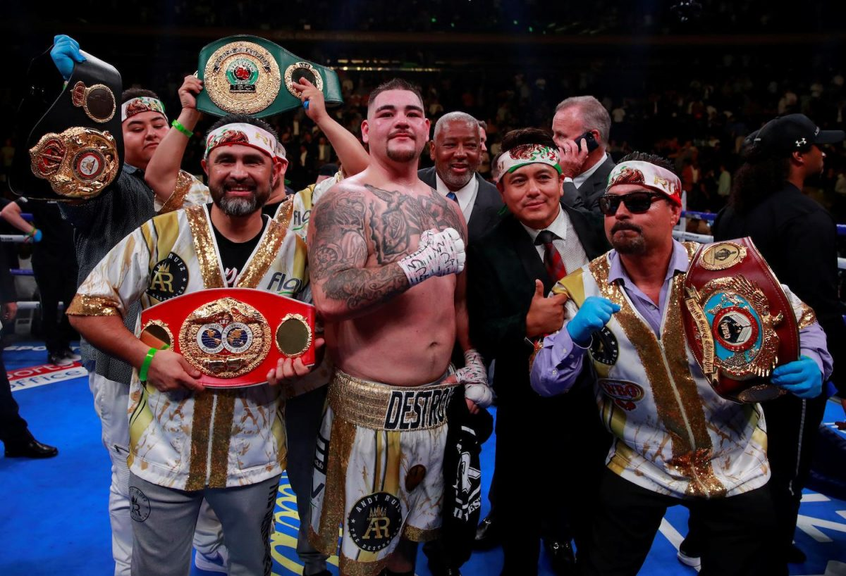 Ruiz Jr – I Would Like The Rematch In Mexico