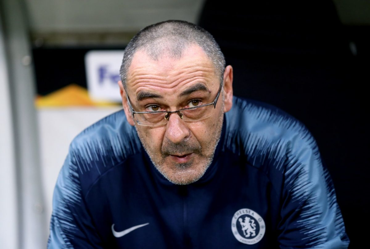 Sarri Expected To Exit Blues
