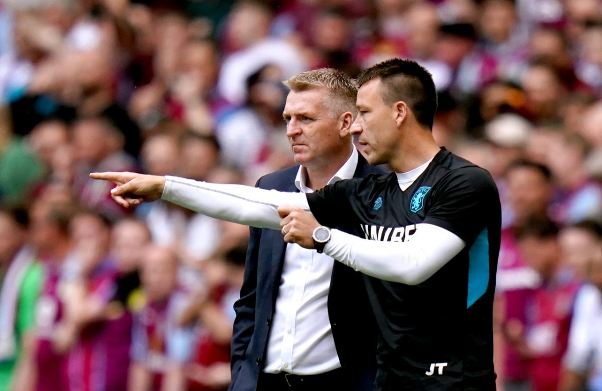 Terry Extends Villa Stay