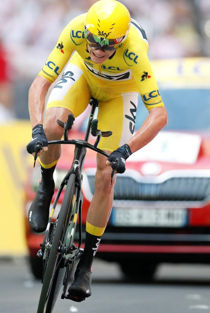 Teuns Ready For Dauphine Test