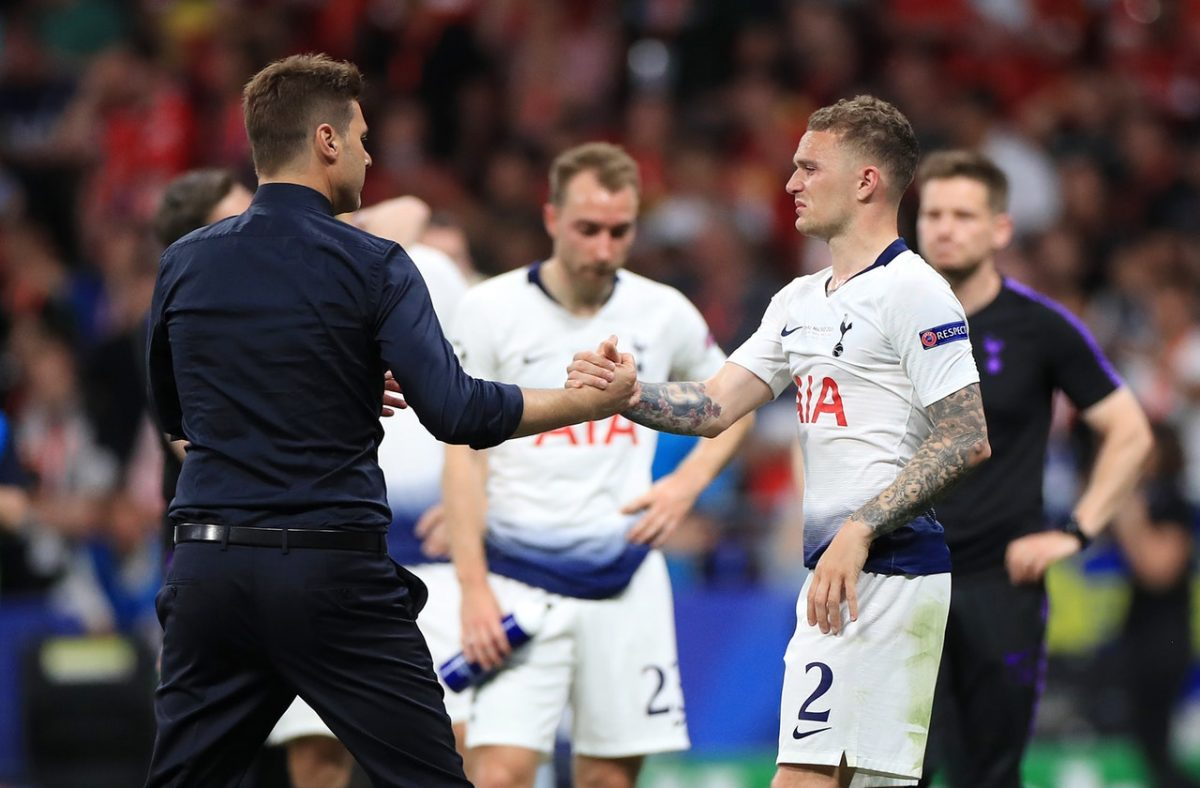 Trippier Unsure On Spurs Future
