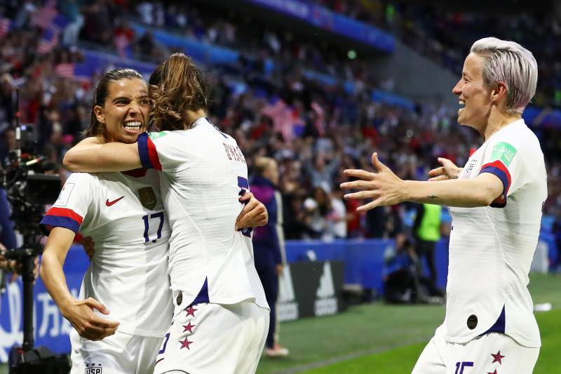 FIFA Women's World Cup Quarter-Final Stage Preview: England, USA, Germany And Netherlands To Make It To Semis