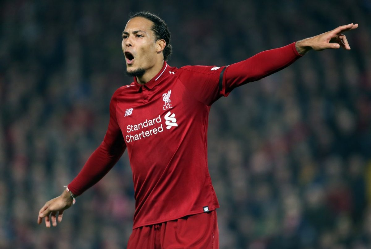 Van Dijk Eyes More Success
