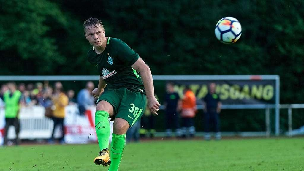 Werder Youngster Pens Fresh Terms