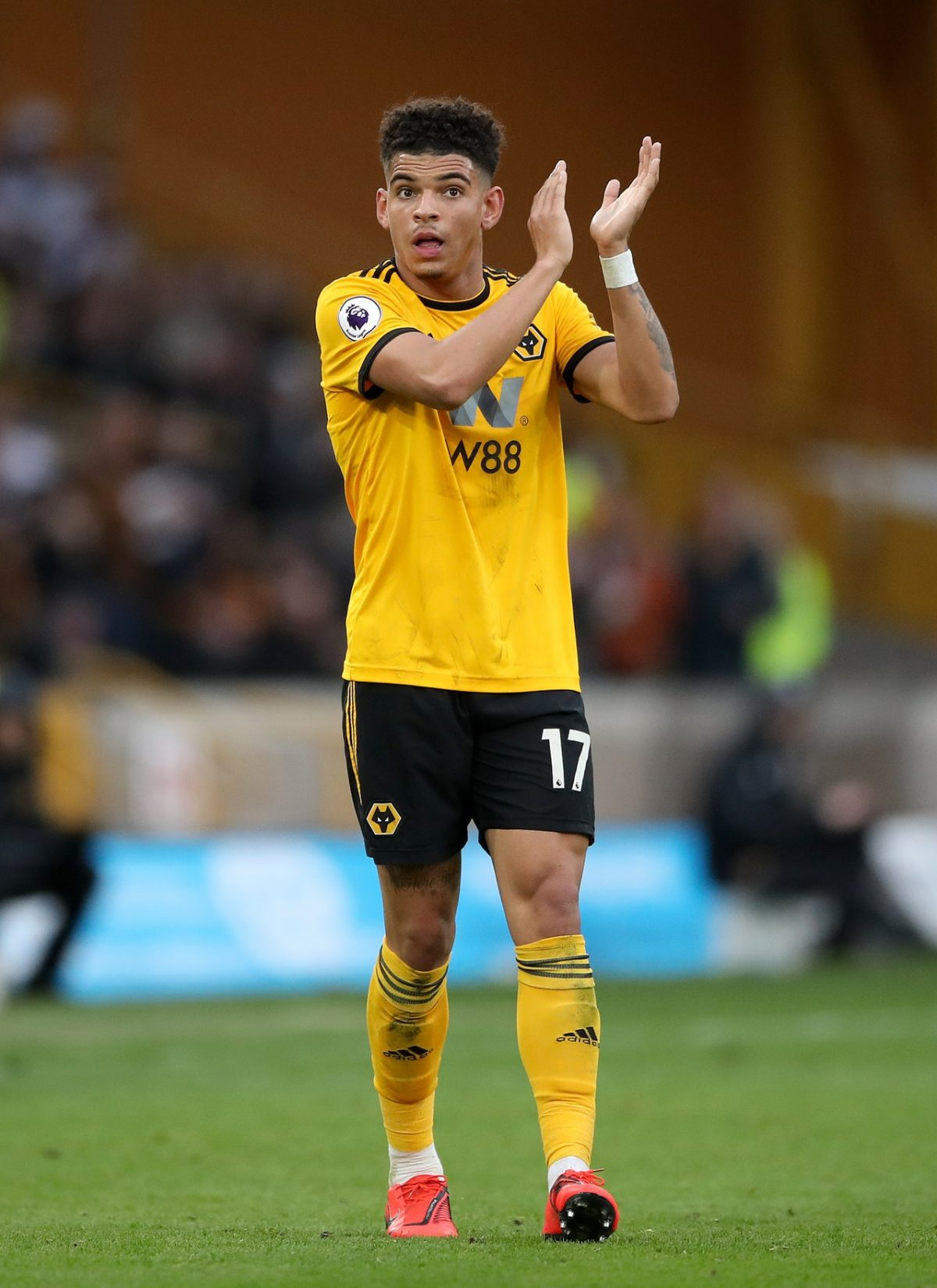 Wolves Starlet Vows To Do More