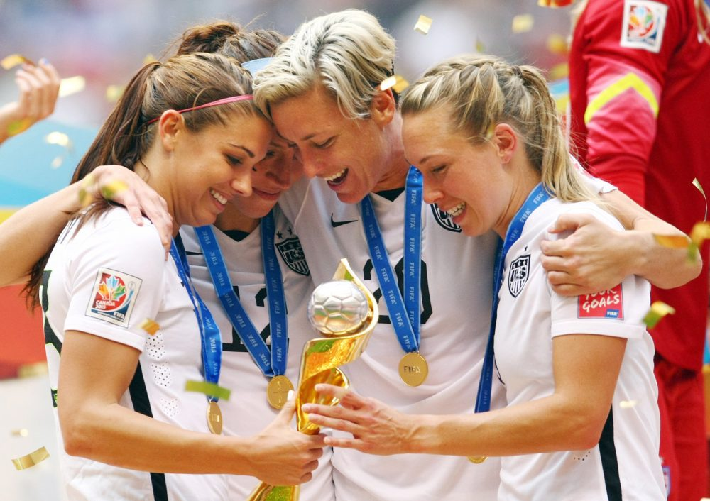 FIFA Women's World Cup Outrights: USA, France And Germany Show Up As favourites