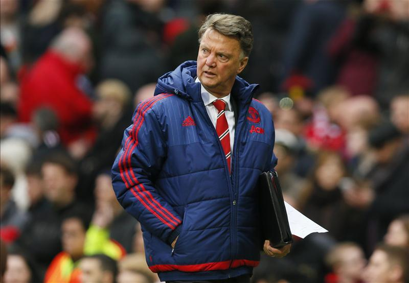 Woodward The Issue – Van Gaal
