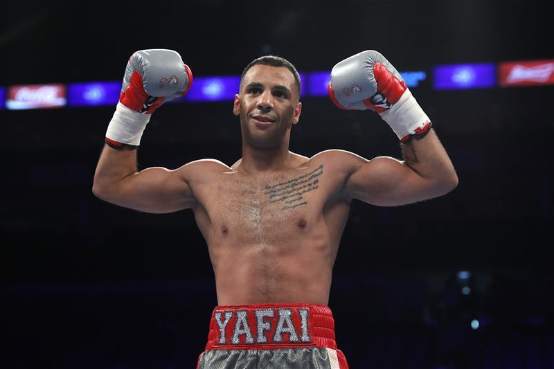 Yafai Ready To Take US Chance