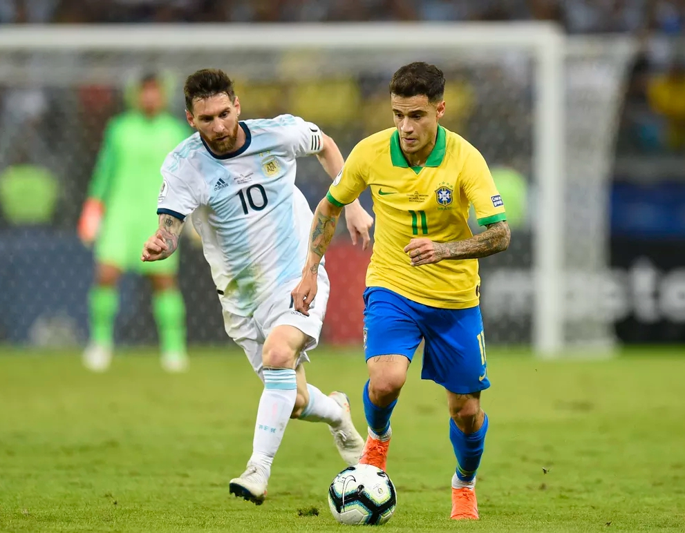 Messi, Scaloni Insist Argentina Were Cheated, Superior In Defeat To Brazil