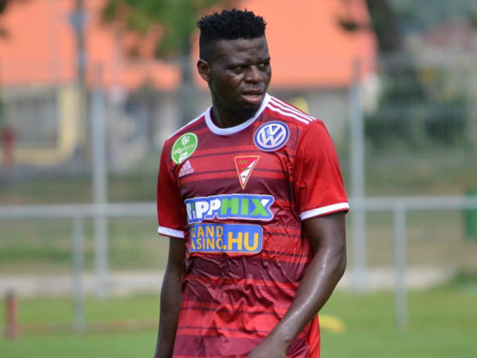 Ex-Home-Based Eagle Adeniji Joins Hungarian Club Debreceni On Two-Year Contract