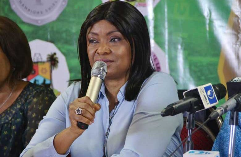 Rotary Club of Nnewi Honours NWFL Chairperson  Falode